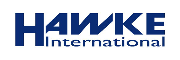 HAWKE International Logo
